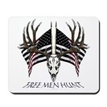Free men hunt Mousepad