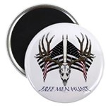Free men hunt Magnet