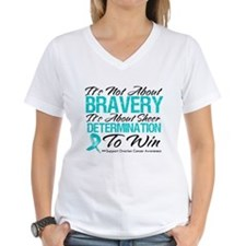 Bravery Ovarian Cancer Shirt