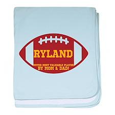 Ryland baby blanket