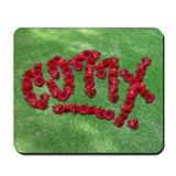 CO77X 66 Roses Mousepad