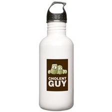 Cholent Guy 2 Water Bottle
