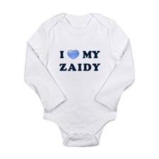 I love my Zaidy Long Sleeve Infant Bodysuit