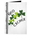 Geocacher Shamrocks Journal