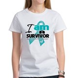 I'm a Survivor Ovarian Cancer  T