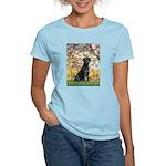 Spring & Black Lab Women's Light T-Shirt