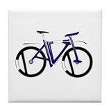 David (Bike new Design) Tile Coaster