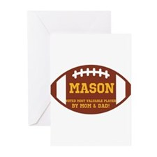 Mason Greeting Cards (Pk of 10)