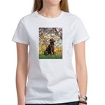 Spring / Choc Lab 11 Women's T-Shirt