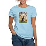 Spring / Choc Lab 11 Women's Light T-Shirt