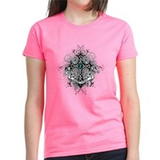 Faith Cross Ovarian Cancer Tee