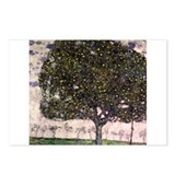 Cool Gustav klimt Postcards (Package of 8)