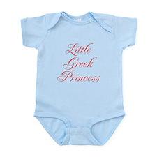 Little Greek Princess Infant Bodysuit