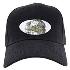 grays brain anatomy Baseball Hat