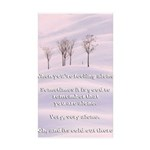 Cold Out There Sticker (Rectangle 10 pk)