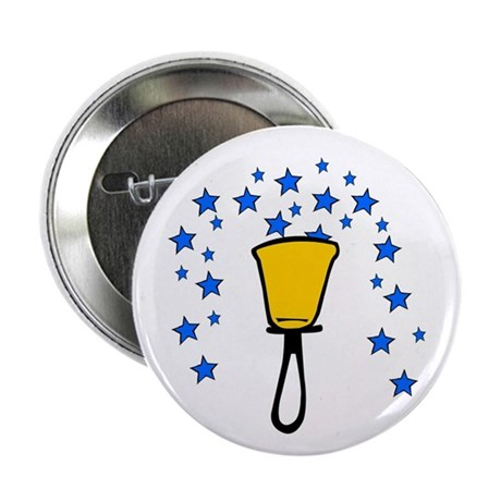 "Star Fountain 2.25"" Button"