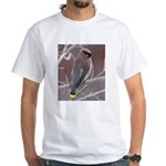 Wax Wing White T-Shirt
