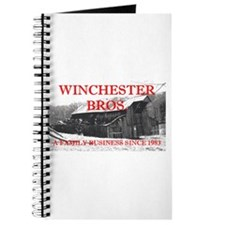 Winchester Brothers Journal