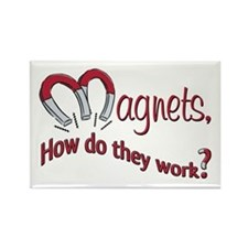 Magnets How Do They Work Rectangle Magnet