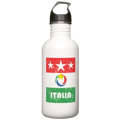 PART 2/7 - ITALY WORLD CUP 20 Stainless Water Bott