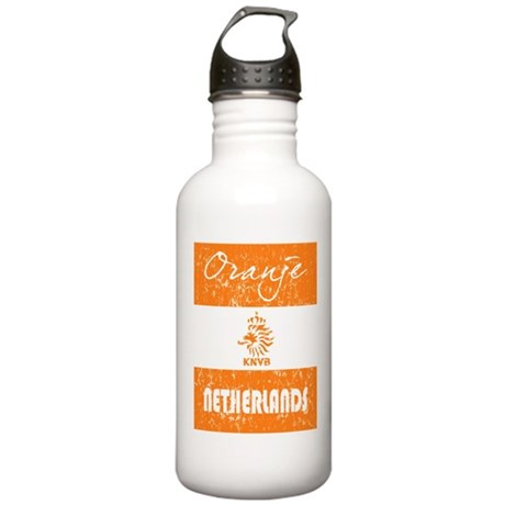 NETHERLANDS WORLD CUP 2010 Stainless Water Bottle