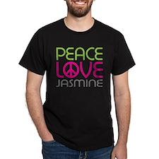 Peace Love Jasmine T-Shirt
