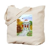 Unique Butterfly garden Tote Bag