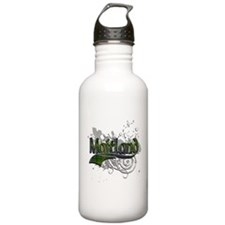 Maitland Tartan Grunge Sports Water Bottle