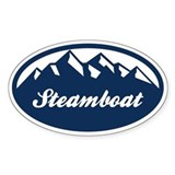 Steamboat Springs Decal