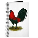 Big Red Rooster Journal