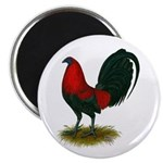"Big Red Rooster 2.25"" Magnet (10 pack)"