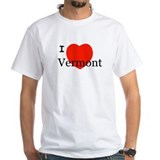 I Love Vermont! Shirt