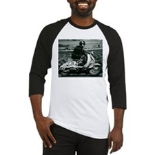 Scooter Race Baseball Jersey