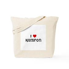 I * Kamron Tote Bag