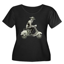 Scooter Cowboy! T