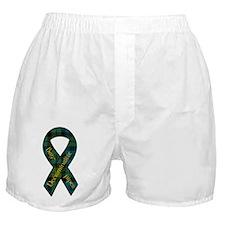 Decriminalize Bagpipes Boxer Shorts