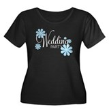 Wedding Party Women's Plus Size Scoop Neck T-Shirt