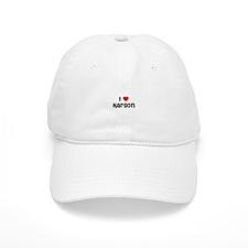 I * Karson Baseball Cap