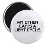 LIght Cycle Magnet