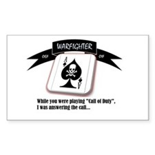 Cute Infantry skull Decal