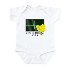 General Hospital Chick Infant Bodysuit
