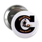 "clemson table hockey 2.25"" Button"