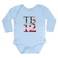 TB 12 Long Sleeve Infant Bodysuit