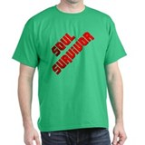 Soul Survivor Black T-Shirt