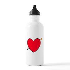 HEART {23} Water Bottle