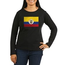 Colombia Naval Ensign T-Shirt