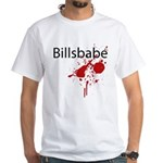 Billsbabe White T-Shirt
