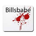 Billsbabe Mousepad