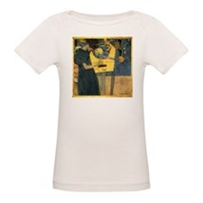 Gustav Klimt 'Music' Tee
