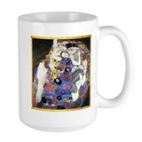 Gustav Klimt 'The Virgins' Mug